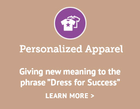 Advantage Print Solutions: Personalize Apparel