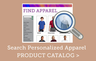 Advantage Print Solutions: Personalized Apparel