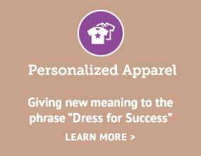 Advantage Print Solutions: Personalize Apparel