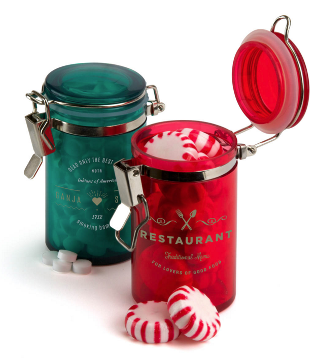 Red-Green-Jars