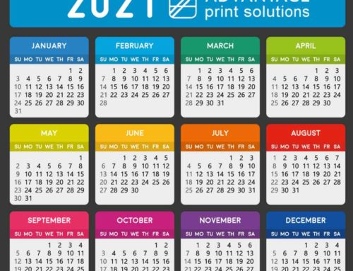 2021 Promotional Logo Calendars
